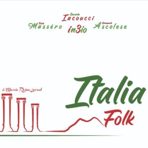 Digipak 2 ante con book Folk Italie