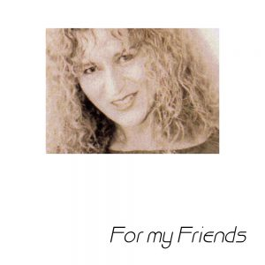 For my Friends Cover CD